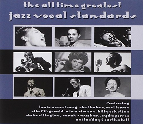 Billy Eckstine - All Time Greatest Jazz Vocal Standards [3 Cd] - Lyrics2You