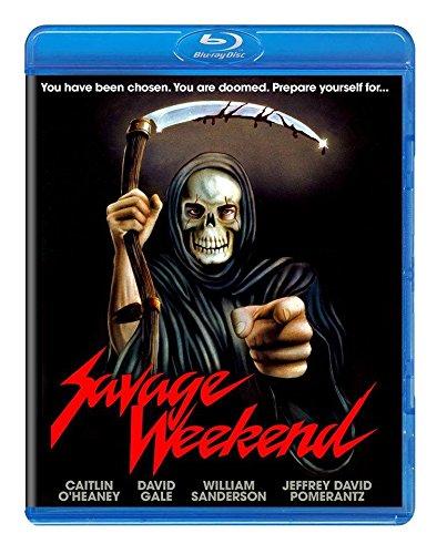 Savage Weekend [Blu-ray]