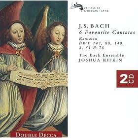 """J.S. Bach: Herz und Mund und Tat und Leben, Cantata BWV 147 - 9. Aria: """"Ich will von Jesu Wundern singen"""""""
