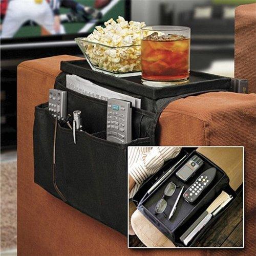 Organizzatore portaoggetti da divano: trova tutto senza problemi con il comodo Copri Bracciolo Arm Rest Organizer
