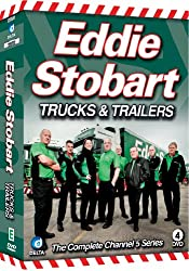 Eddie Stobart: Trucks & Trailers The Complete Series 1 [DVD]