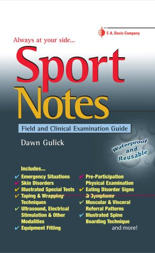 Sport Notes: Field and Clinical Examination Guide