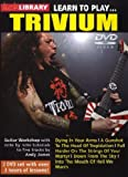 Learn to Play Trivium (2 Dvd) [Import anglais]