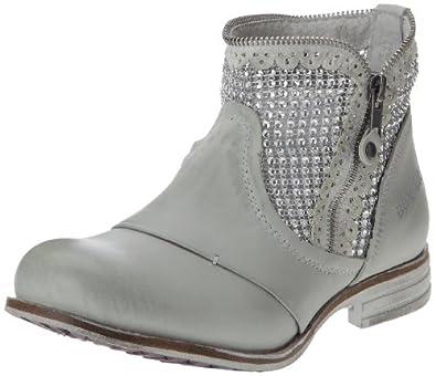Bunker Cir, Boots femme - Gris (S Grey), 39 EU