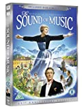 The Sound of Music 45th Anniversary Edition (DVD + Blu-ray) [1965]