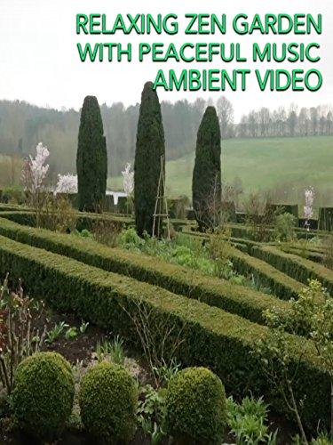 Relaxing Zen Garden with Peaceful Music Ambient Video