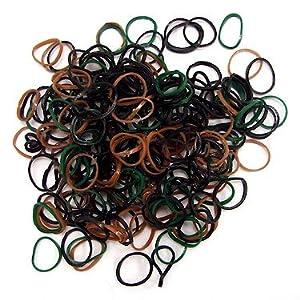 Jacks - Bracelet Pack - Recharge Elastiques Couleurs Camouflage