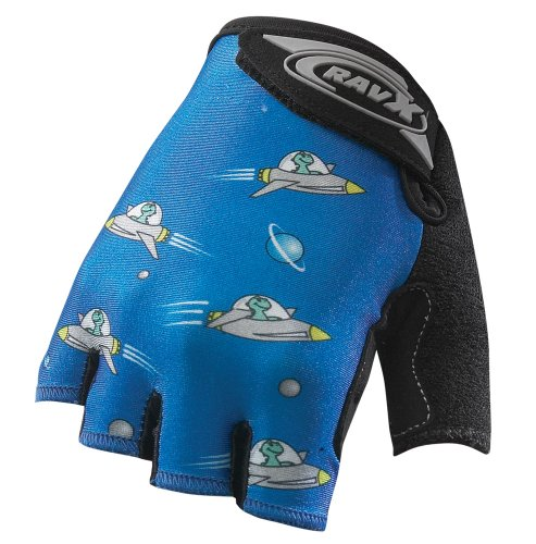 RavX Dino X Boy's Blue Cycling Glove