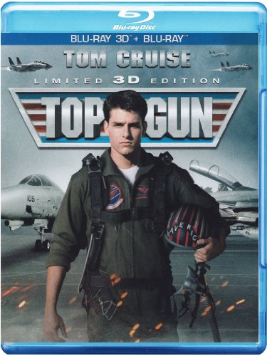 Top gun (3D+2D) (limited edition) [Blu-ray] [IT Import]