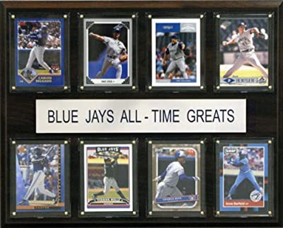 MLB Toronto Blue Jays All-Time Greats Plaque