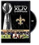 NFL Super Bowl Xliv Champions