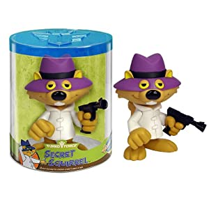 Secret Squirrel Funko Force