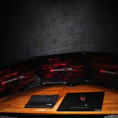 eda0a1f0f33 Glorious XL Heavy Gaming Mouse Mat / Pad - Thick , Large, Stitched ...