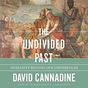 The Undivided Past Audiobook