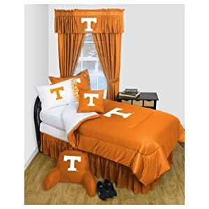 Tennessee Volunteers Vols UT Dorm Bedding Comforter Set