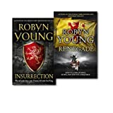 Robyn Young Robyn Young Insurrection Trilogy Collection 2 Books Set, (Insurrection & Renegade)