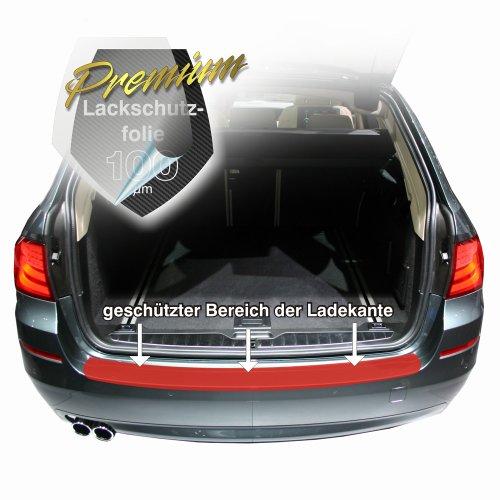 AfC LALK90985 Lackschutzfolie Passform Ladekantenschutz transparent 100µm für Mercedes Benz E - Klasse Typ W211 Limousine / Baujahr ab 2002 bis 2009