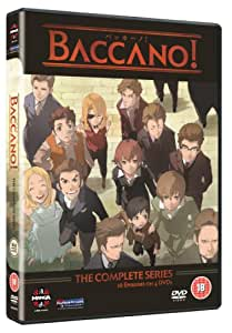 Baccano! The Complete Collection [DVD]