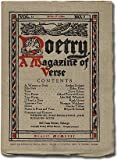 Poetry: A Magazine of Verse August 1913