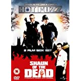 Hot Fuzz / Shaun of the Dead (3 Disc Box Set) [DVD] [2004]by Simon Pegg