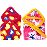 Casa Confort Single Baby Blanket In Multi-Colour(CC_BB_84)