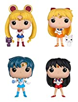 Funko Sailor Moon: POP! Anime Action Figure Collectors Set