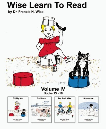 Wise Learn to Read: Books 13-16: 4