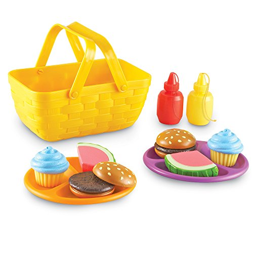 Learning Resources New Sprouts Picnic Set (Picnic Foods compare prices)