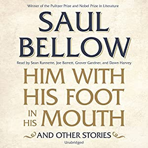 Him with His Foot in His Mouth and Other Stories Audiobook