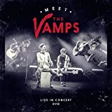 Meet The Vamps Live in Concert (DVD)