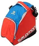 SALOMON(サロモン) スキーギアバッグ EXTEND GEAR BAG BRIGHT RED×UNION BLUE×BLACK L36293000