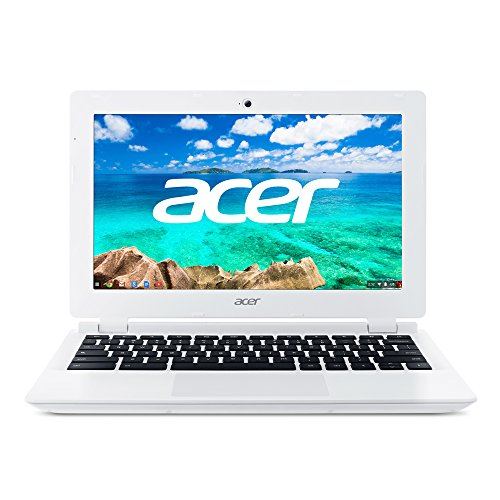 【Amazon.co.jp限定】Acer Chromebook11 ノートPC (ChromeOS/11.6インチ/Celeron N2840/2GB/16GBeMMC) CB3-111-H12M