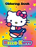 Hello Kitty coloring book: Hello kitt...
