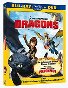 Dragons [Combo Blu-ray + DVD]