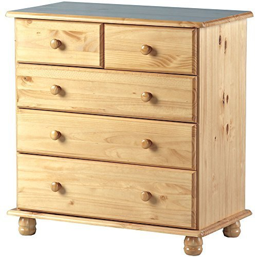 sol-antique-pine-5-drawer-chest-2-over-3-drawers-spacious-chest-of-drawers-by-premiere