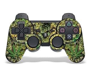 Designer Skin for Playstation 3 Remote Controller PS3 -WEEDS2-SKUNK-420