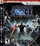 STAR WARS: THE FORCE UNLEASHED (PS3) – Greatest Hits