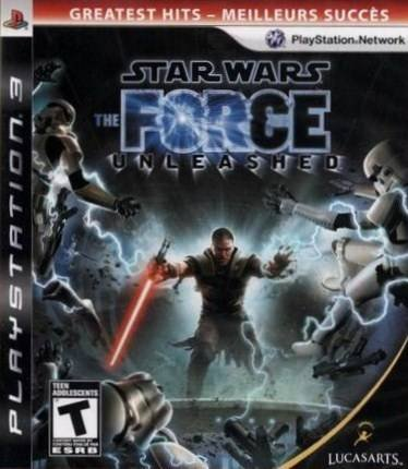 STAR WARS: THE FORCE UNLEASHED (PS3) - Greatest Hits