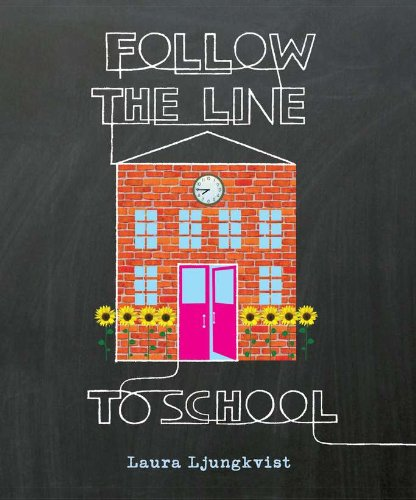 Follow the Line to School (Viking Press USA)