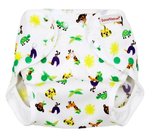 Imse Vimse Smart Cover - Zoo - Small (9-20lbs / 4-9kg)