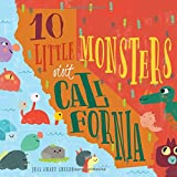 Search : 10 Little Monsters Visit California