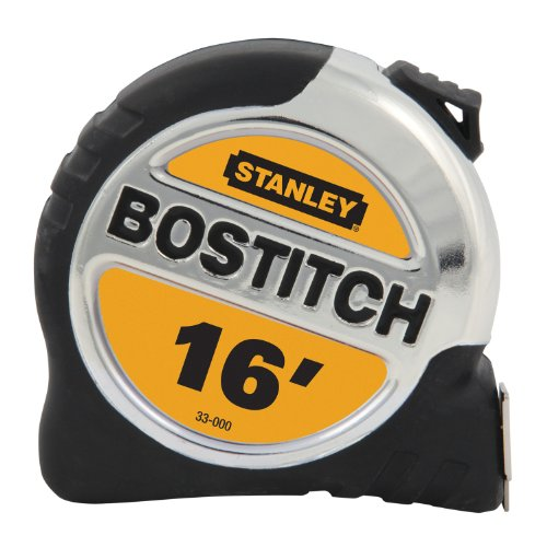 BOSTITCH 33-000 Bi-Material Tape with Blade Armour, 1-1/4-Inch by 16-Feet