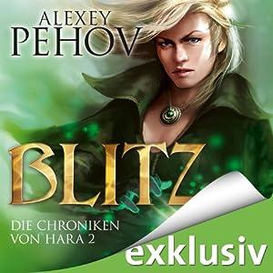 Blitz (Die Chroniken von Hara 2) Hörbuch