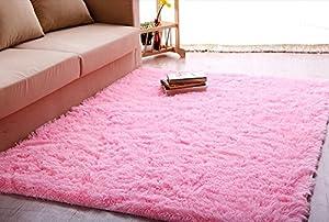 Area Rugs Living Room Carpet Bedroom Rug Princess Girls Rugs Home