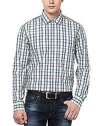 Byford by Pantaloons Casual Shirt_Mint Green_39