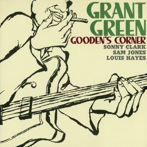 CD : Grant Green - Gooden's Corner (Spain - Import)