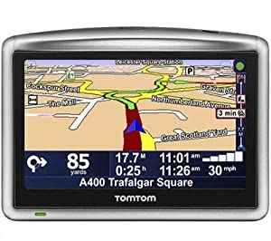 TomTom ONE XL V1 Great Britain Satellite Navigation System