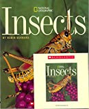 img - for insects National Geographic with read along CD book / textbook / text book