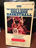 img - for The Complete Handbook of College Basketball 1980: 1980 Edition book / textbook / text book