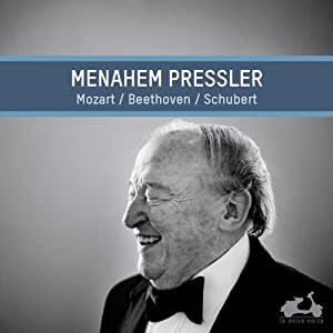 Schubert: Piano Sonata D. 894 ; Mozart: Rondo K. 511 ; Beethoven: Bagatelles Op. 126